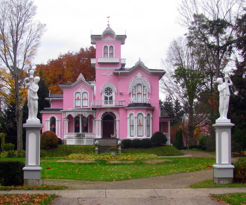 New York Fairytale Home