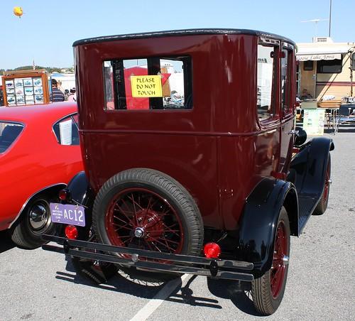1927 ford model t 4 door richard spiegelman flickr for 1927 ford model t 4 door sedan