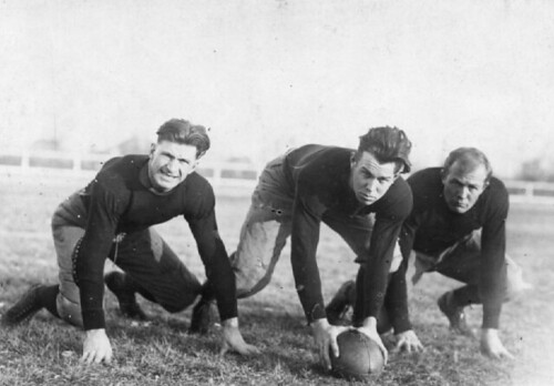 Football Players – 1913 | by NDSU University Archives