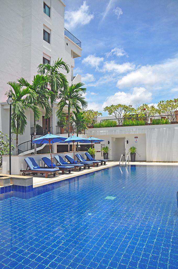 Salt water swimming pool saltwater swimming pool at tara - Hotels with saltwater swimming pools ...