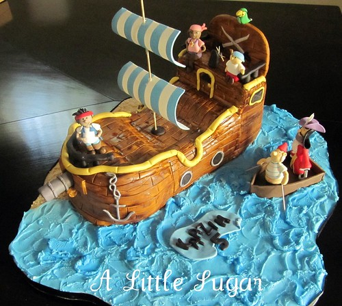 Pirate Ship Jake And The Neverland Pirates This Was For