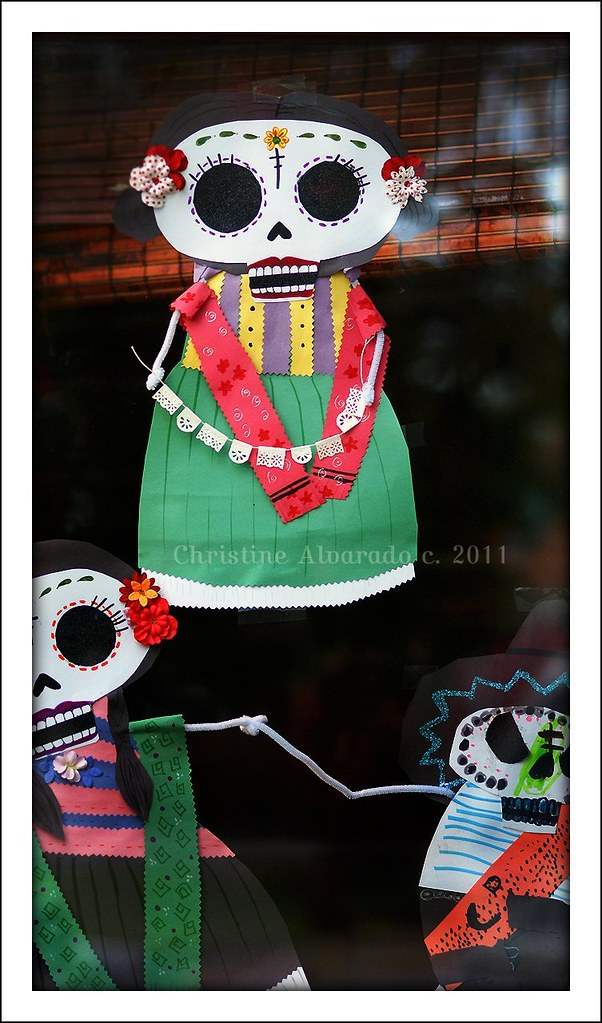 Day of the dead decorations for Day of the dead craft supplies
