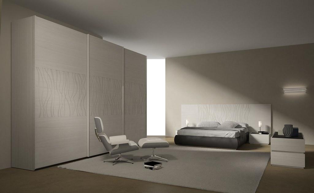 White Gloss Wood Living Room Furniture