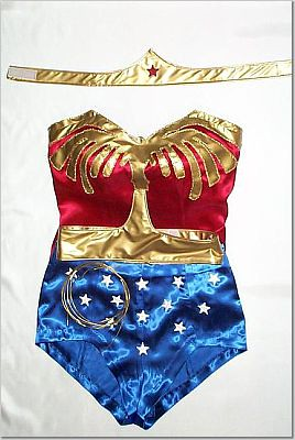 Wonder Woman Costume | by lovessc