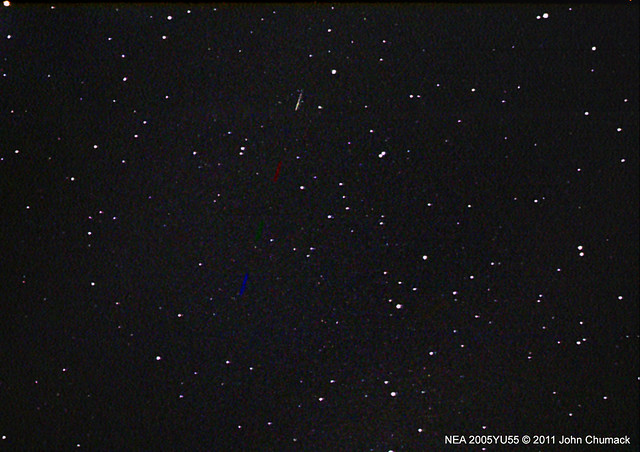 recent near earth asteroids - photo #10