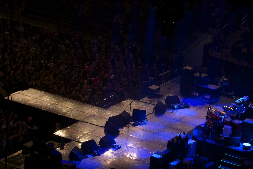 Foo fighters at madison square garden jen gallardo flickr - Foo fighters madison square garden ...