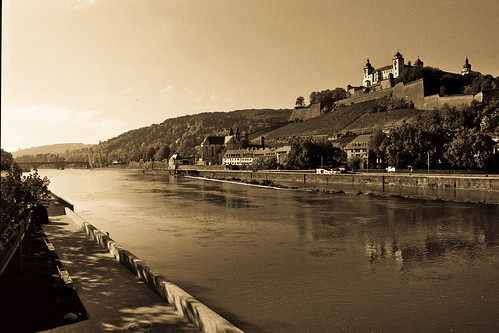 Main River (Würzburg) | by Michad90