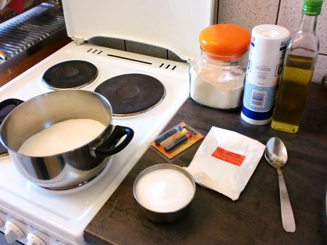 Photo - Pate a modeler cuisine ...