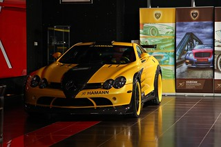 MERCEDES-BENZ SLR HAMANN | by mb.560600.kuwait
