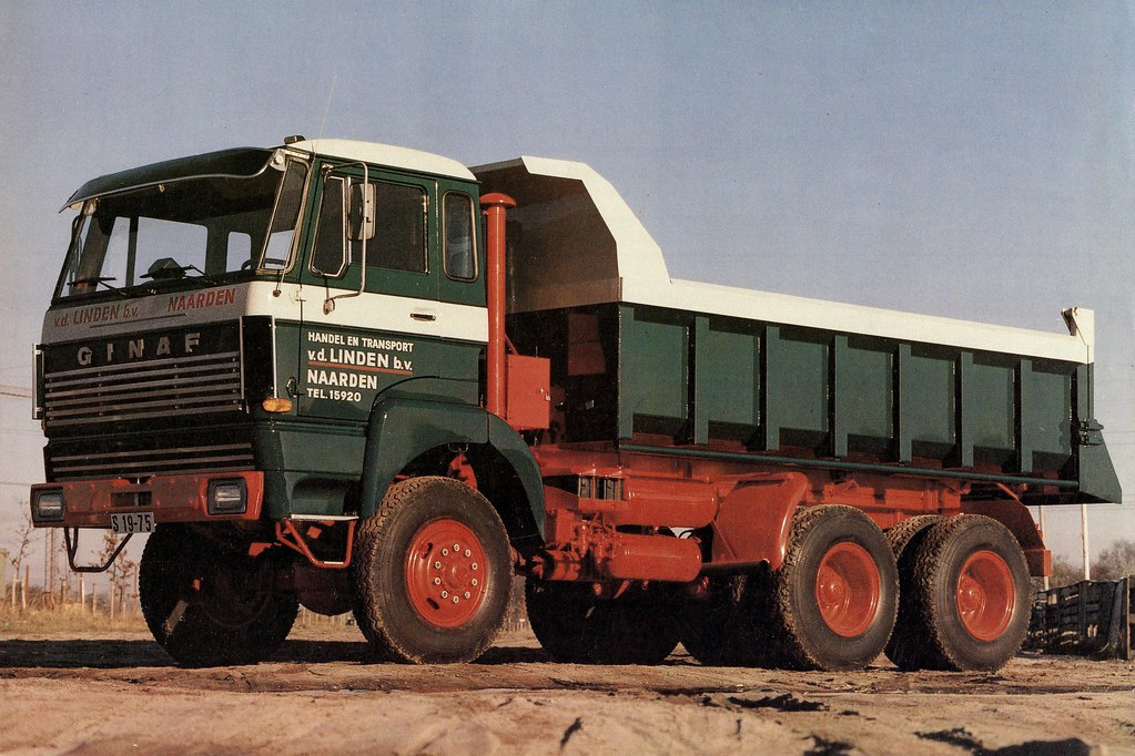 ... 275 - 6x6 | A photo on the spec sheet for this truck… | Flickr