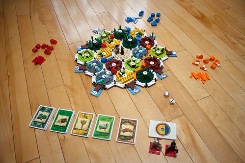Lego Settlers of Catan Build | by suparMacho