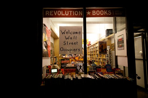 Revolution Books | by erin m