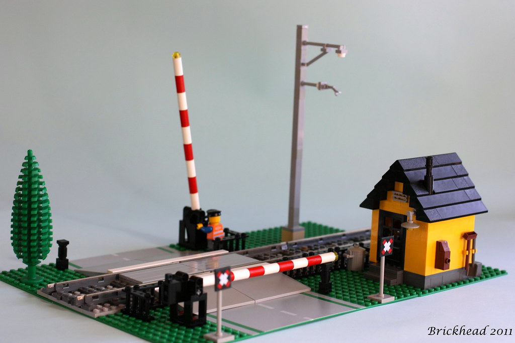 Guarded Level Crossing Sign Lbb Guarded Level Crossing