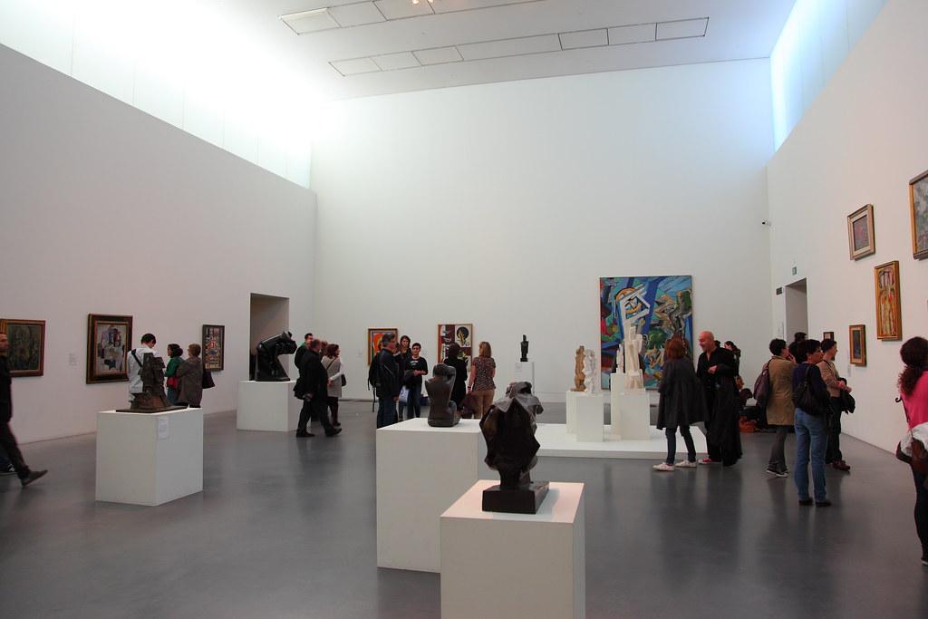 Inside The Tate Modern Gallery London Alan Ward Wirral Flickr