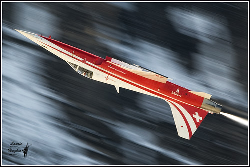 Patrouille Suisse display @ Axalp 2011 | by lauriehughes
