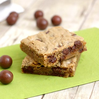 Brewer's Blondies | by Tracey's Culinary Adventures