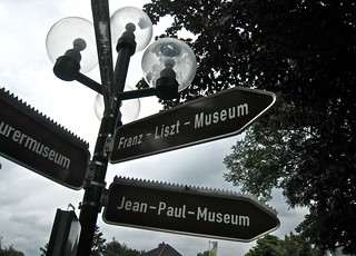 Directions to the Liszt Museum | by Art Life and Stilettos