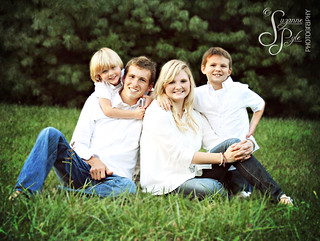 { Family Portrait } | by Suzanne Pyle Photography