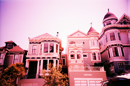 Alamo Square | by schoeband