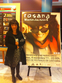 Marga with Rosana Poster | by erikrasmussen