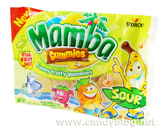 Mamba Sour Gummies | by cybele-