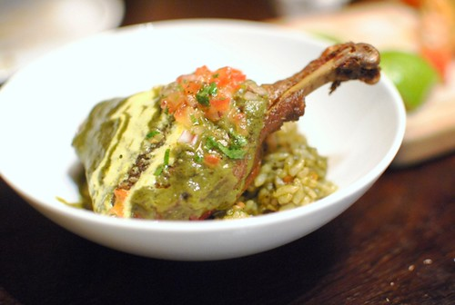 duck confit | by Darin Dines