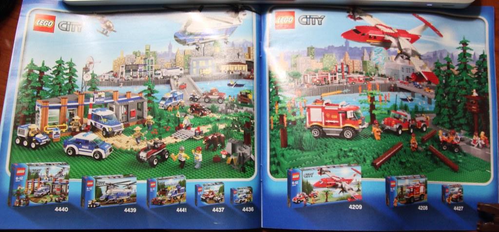 lego city 4440 instructions