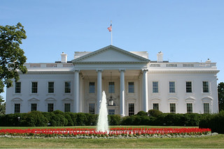 This White House Picture shows the front of the White House | by U.S. Embassy Jakarta, Indonesia