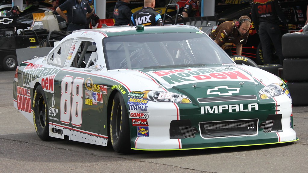 ... 2011 Dale Earnhardt, Jr Mountain Dew Chevrolet Impala | By Have Fun SVO