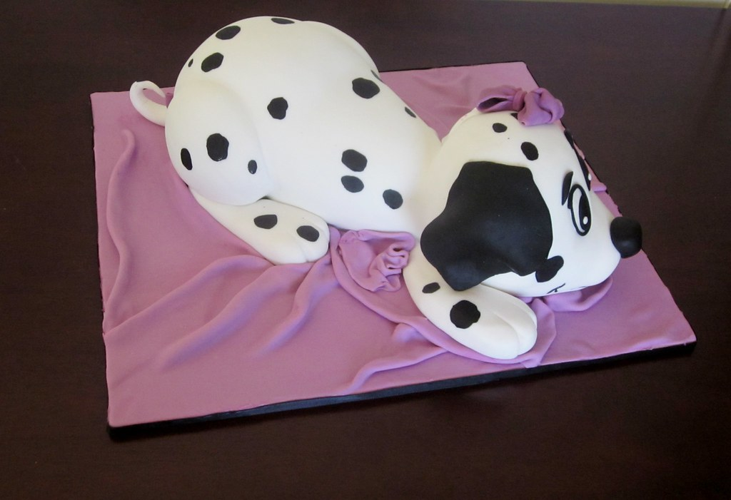 Dalmation Cake Pan