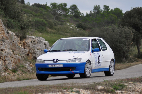 peugeot 306 s16 c rey rallye du mistral arriv e es2 flickr. Black Bedroom Furniture Sets. Home Design Ideas