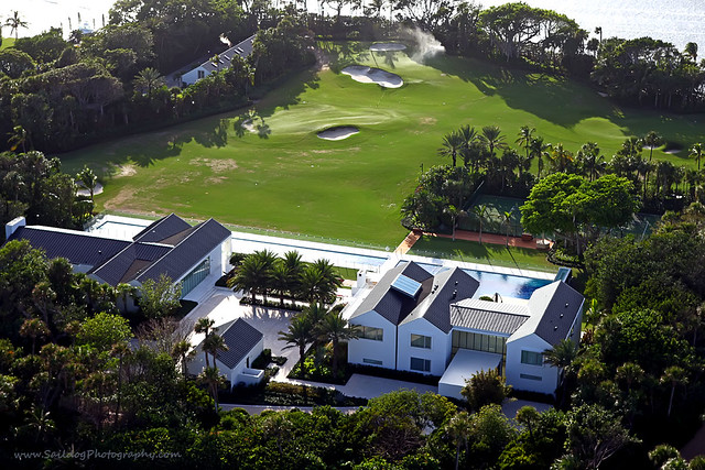 Tiger Woods 39 House This Is Tiger 39 S Little Playhouse In