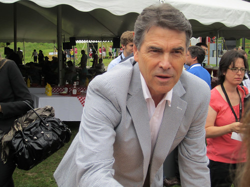 Rick Perry in NH | by New Hampshire Public Radio