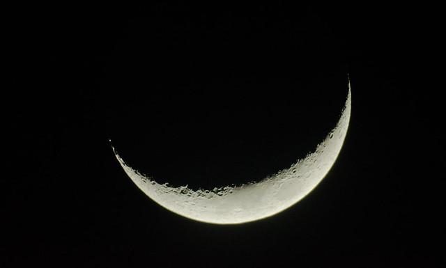 La luna en cuarto creciente dsc7709 r flickr photo for Cuarto menguante de la luna