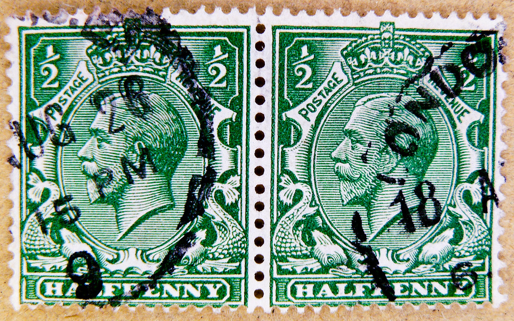 Great Britain Stamps Value Stamp Great Britain gb