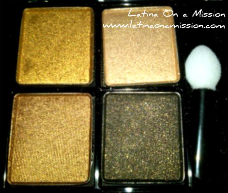 L'Oreal Limited Edition Project Runway Eyeshadow Quad | by Latina On a Mission