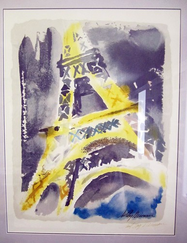 LeRoy Neiman's Eiffel Tower | by Enchanticals ~I'm Coming Back