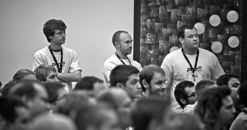 PHPNW11 Conference Organisers | by Stuart Herbert