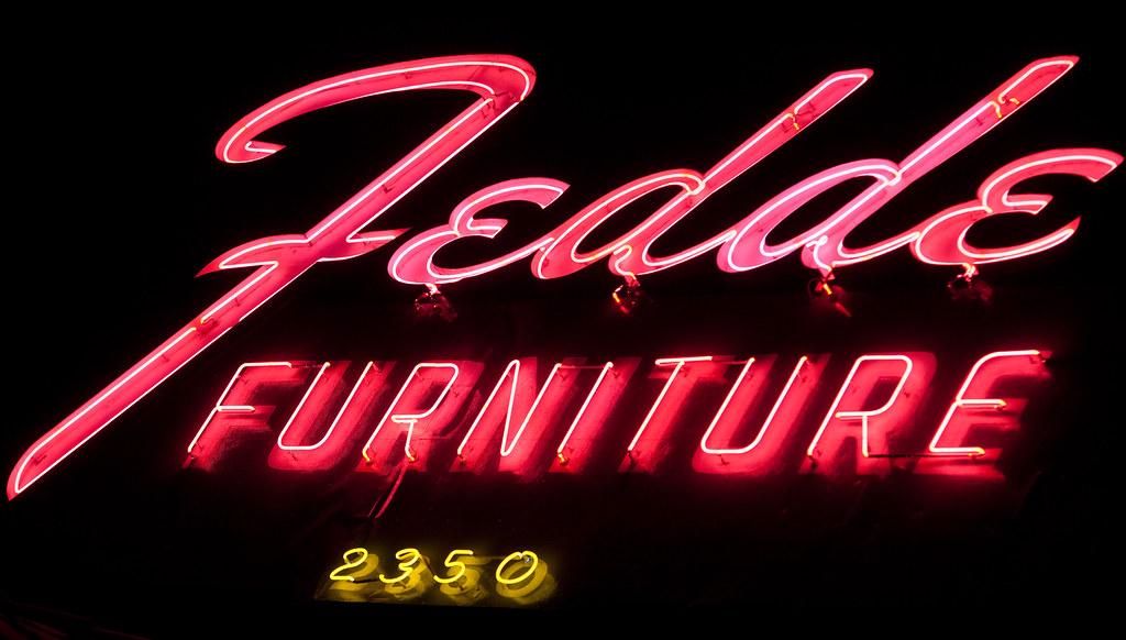 Fedde Furniture | By Thomas Hawk Fedde Furniture | By Thomas Hawk