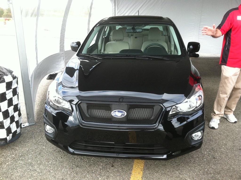 Subaru Of Keene >> 2012 Subaru Impreza Sport Grill | Awesome accessory! | Subaru of Keene | Flickr