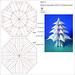Abete 3 - Fir tree 3 (Crease Pattern)