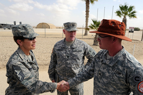 CNGB MFO-Sinai trip 2011 | by The National Guard