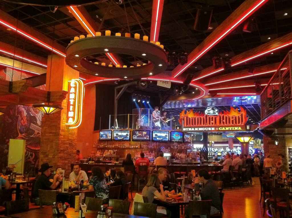 Restaurants casino
