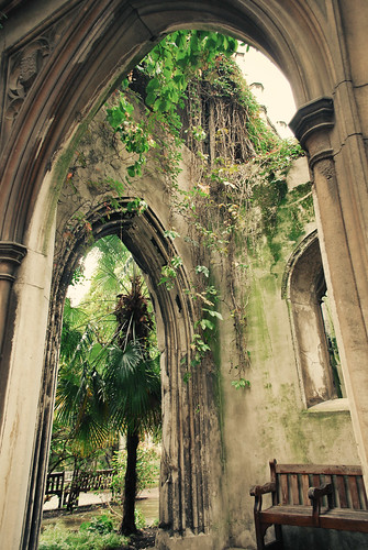 St Dunstans in the East | by Lizzy Stewart