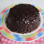Schokoladenpudding, gedämpft