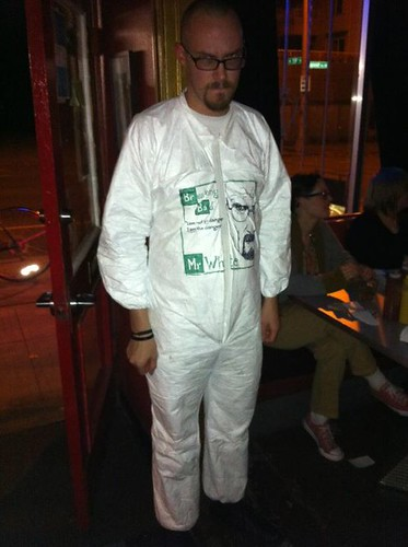 Marc Palm as Walter White by Scott Faulkner | by Marc Palm AKA Swellzombie