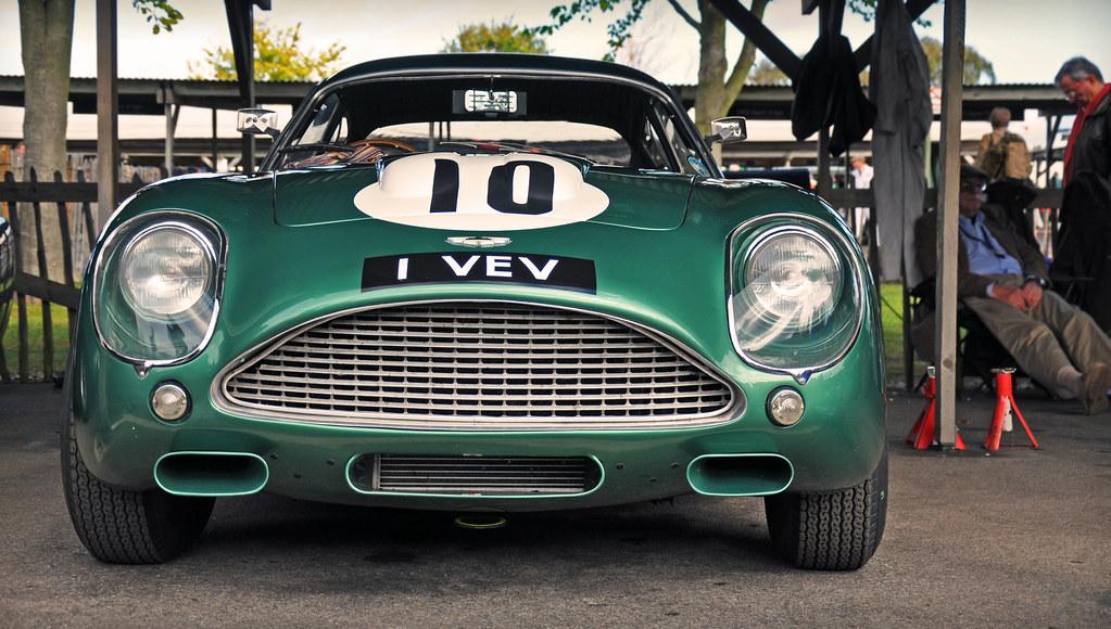 Aston Martin Gt Race Car For Sale