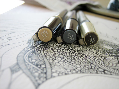My pens | by valentinadesign