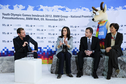 PK ,BMW YouthOlympic Games Innsbruck 2012 | by Innsbruck 2012