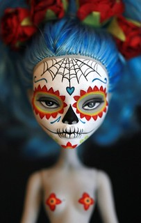 Monster High Calavera | by Kittytoes
